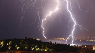 Al menos 60 muertos por tormentas eléctricas en la India