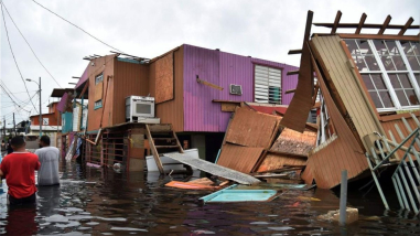 El huracán María dejó más de 4,600 muertos en Puerto Rico en el 2017, según estudio