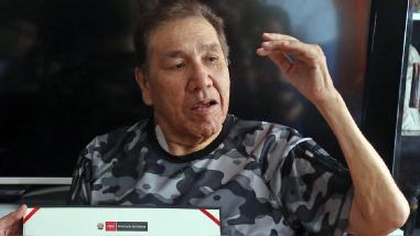 Gordo Casaretto: Sus restos son velados en el Ministerio de Cultura
