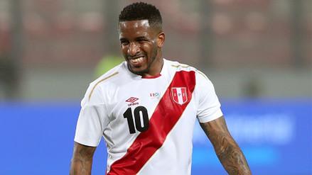 Jefferson Farfán superó a 'Lolo' Fernández y es el tercer goleador de la Selección Peruana