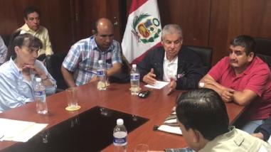 Ministra de Salud: se evalúa estado de emergencia por influenza en Lambayeque