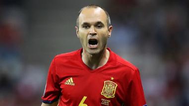 """Andrés Iniesta: """"Ganar un Mundial es algo casi imposible"""""""
