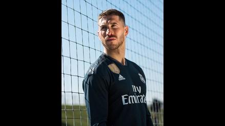 Real Madrid  Cristiano Ronaldo desaparece de la nueva camiseta merengue  63443cfbae900