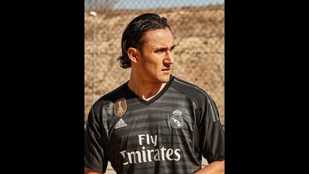 El gales Gareth Bale es la imagen de la nueva camiseta del Real Madrid b08148681e5a1