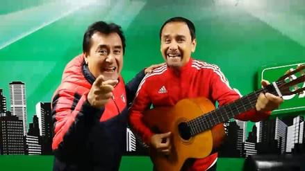 Perú vs Escocia: Los Ardiles le cantan