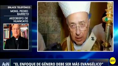 Monseñor Barreto se mostró a favor de tener un encuentro con las víctimas del Sodalicio