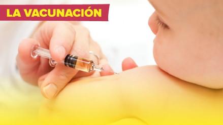 Las vacunas para niños y adultos que se aplican en los hospitales y clínicas peruanas