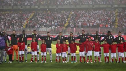 Así se entonó el Himno Nacional en el Perú vs. Escocia