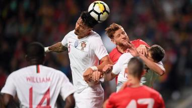 Portugal, sin Cristiano Ronaldo, no pasó del empate en su amistoso ante Túnez