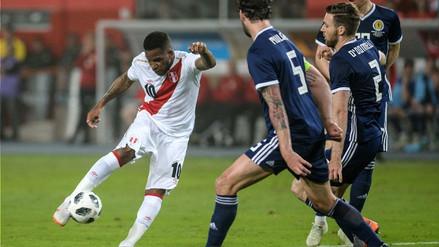 """La prensa de Escocia destaca la """"calidad"""" de Perú y critica los errores de su selección"""