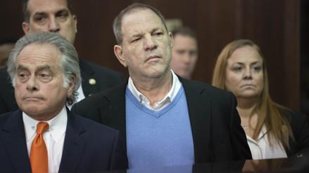 Harvey Weinstein no declarará ante el jurado acusador en Nueva York