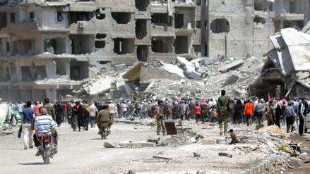 ISIS ha ejecutado a más de cinco mil personas en Siria desde 2014