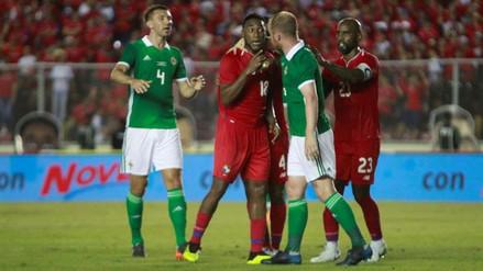 Panamá empató 0-0 frente a Irlanda del Norte en la despedida de su afición