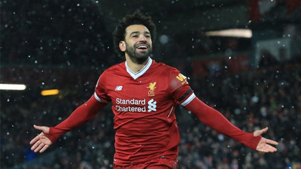 Mohamed Salah estará en Rusia 2018, según la Asociación Egipcia de Fútbol