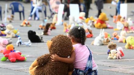 Más de 3,700 menores de 5 años sufrieron violencia sexual en Colombia en 2017