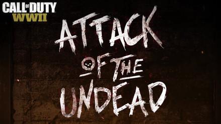 Juega ya el nuevo desafío zombie de Call of Duty WW2