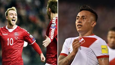 Dinamarca respondió el mensaje de la Selección Peruana con una canción