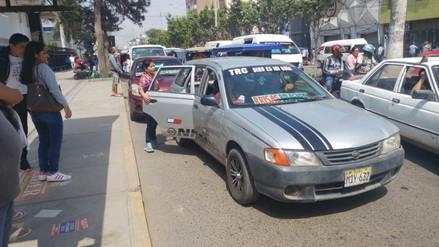 Transportistas del norte alistan marcha de protesta contra ISC