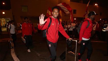 Las mejores imágenes de la Selección Peruana antes de tomar el avión que los llevará a Rusia 2018