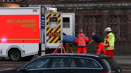 Hombre fue abatido por ataque con cuchillo en tren de Alemania