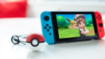 Conoce la Pokéball Plus con integración a Nintendo Switch y Pokémon Go