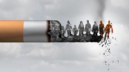 El tabaquismo aumenta hasta en 60%  el riesgo de padecer cáncer al estómago