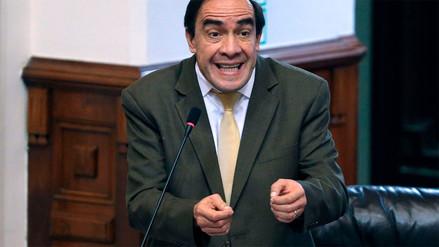 """Lescano pidió a Galarreta que se rectifique por la """"mala conducción del Congreso"""""""