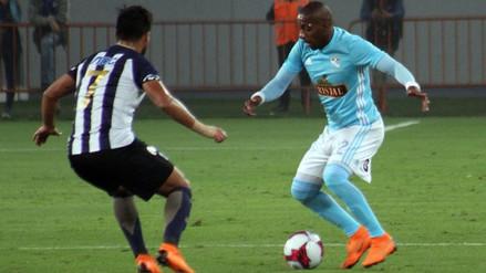 Alianza Lima venció 2-1 a Sporting Cristal y escala a los primeros lugares