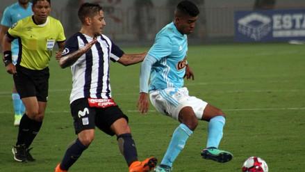 Mira los goles de la victoria 2-1 de Alianza Lima ante Sporting Cristal