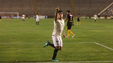 Diego Manicero regaló un golazo en el Universitario vs Cantolao