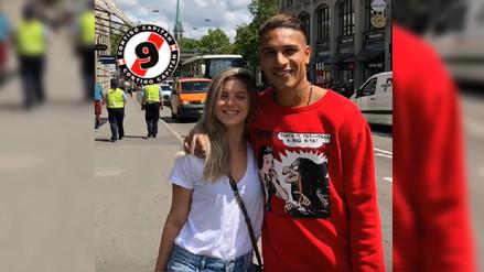 Thaísa Leal y el amor que acompañó a Paolo Guerrero en su camino al Mundial