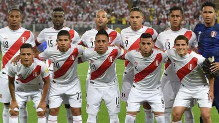 Con Paolo Guerrero, el once de la Selección Peruana que jugará en Rusia 2018