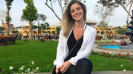 Thaísa Leal a su novio Paolo Guerrero: