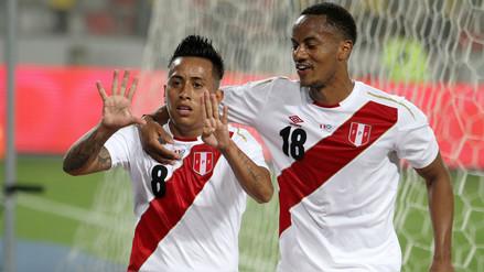 Perú va al Mundial con la motivación del regreso de Paolo Guerrero