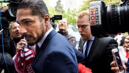Edwin Oviedo resaltó la capacidad de gestión de la FPF en el caso Paolo Guerrero