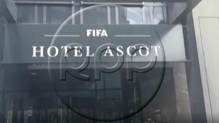 RPP se encuentra en el hotel donde se hospeda Paolo Guerrero en Zúrich