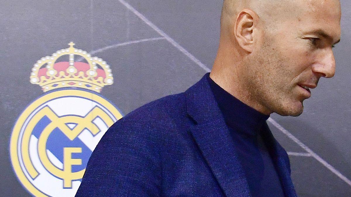 Los tres candidatos para reemplazar a Zinedine Zidane en el Real Madrid