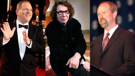 La Academia en jaque: Los escándalos sexuales que empañan la música, el cine y la literatura