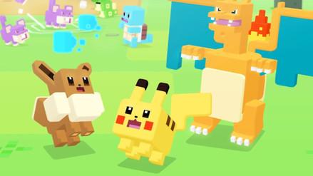 Un millón de personas ya han descargado gratis Pokémon Quest