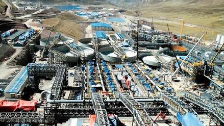 Gremio minero considera buena señal la ampliación del proyecto de cobre Toromocho
