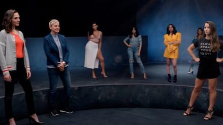 Gal Gadot, Jennifer López y Millie Bobby Brown protagonizan el nuevo videoclip de Maroon 5