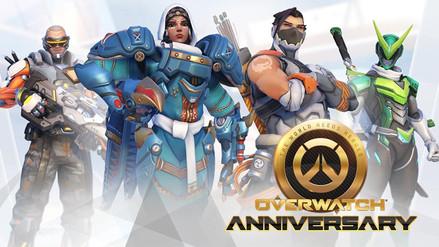 Organizan en Lima torneo gratuito de Overwatch por su segundo aniversario
