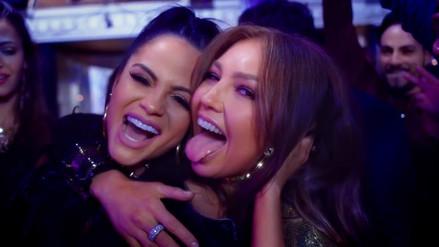 Thalía abraza el reguetón en nuevo videoclip