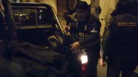 Autoridades identificaron a mujer víctima de feminicidio en hotel del Cusco