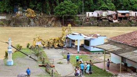 Aumentó el riesgo de colapso de hidroeléctrica en Colombia, advirtió Santos