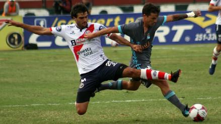 Sporting Cristal venció a Deportivo Municipal con gol de Horacio Calcaterra