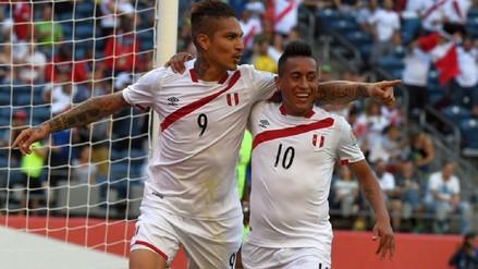 Paolo Guerrero será titular en el Perú vs. Arabia Saudita