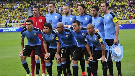 La Selección de Uruguay presentó su lista oficial para Rusia 2018