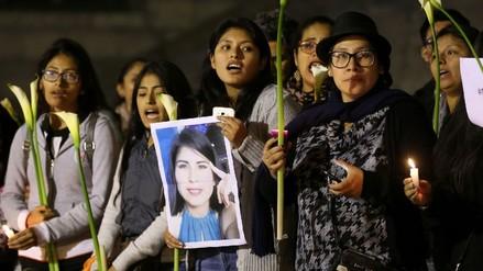 La muerte de Eyvi Ágreda conmociona al Perú: las reacciones en la sociedad y la política