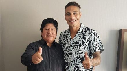 """Oviedo dijo que la reunión con Infantino fue """"vital"""": """"Él es un admirador de Paolo Guerrero"""""""